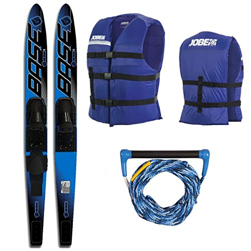 "Base Sports Vapor Combo Ski Package Wasserski 67"" 170cm (Blau)"