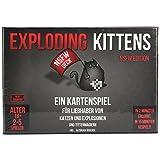 Asmodee ASMD0008 Exploding Kittens NSFW, bunt