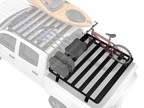 Toyota Tundra pick-up (1999-current) Slimline II Load Bed rack kit - by Front runner