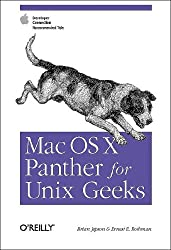 Mac OS X Panther for Unix Geeks (en anglais)