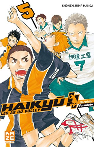 Haikyu !! - Les As du volley T05 par Furudate Haruichi
