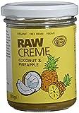 Simply Raw Crema Crudivegana de Coco y Piña - 170 gr