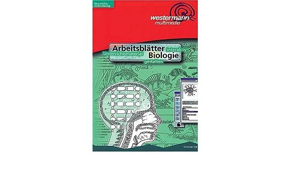 Biologie-Arbeitsblätter: Amazon.de: Software