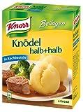 Knorr Beilagen Kartoffelknödel halb+halb, 6 Stück