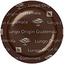 Nespresso Lungo Origin Guatemala PRO COFFEE 50 Capsules ,New. For Gemini , Zenius ,