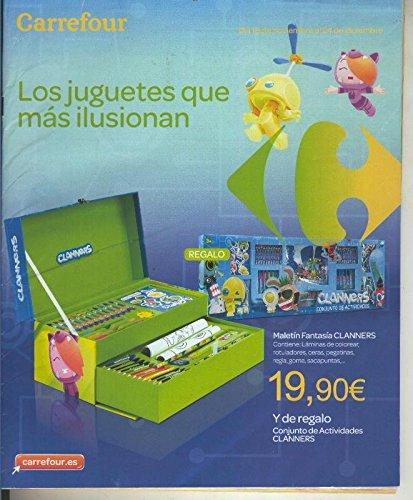 Catalogo juguetes 2011 de la cadena Carrefour