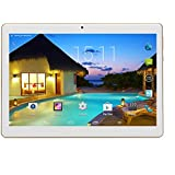 HITSAN KT107H 16GB MTK 6582 Quad Core 10.1 Inch Android 5.1 Dual 3G Phablet Tablet One Piece