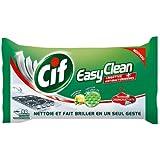 Cif Nettoyants Ménagers Easy Clean Citron 50 Lingettes Lot de 4