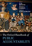 Image de The Oxford Handbook of Public Accountability (Oxford Handbooks)