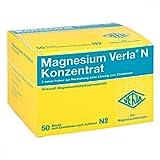 Magnesium Verla N Konzentrat 50 stk