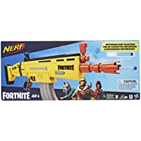 Nerf Fortnite AR-L Motorised Toy Blaster, 20 Official Fortnite Elite Darts, Flip Up Sights-for Youth, Teens, Adults
