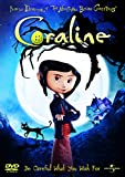 Coraline (2D Version Only) [DVD] [2009]
