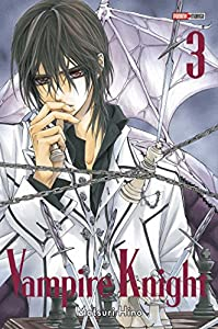 Vampire Knight Edition double Tome 3