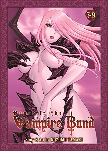 Dance in the Vampire Bund Omnibus 3 (Dance In The Vampire Bund 3)