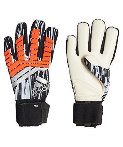 Ace-baumwolle Handschuhe (adidas Erwachsene ACE18 Pro Manuel Neuer Torwarthandschuhe, Solar Red/Black, 9)