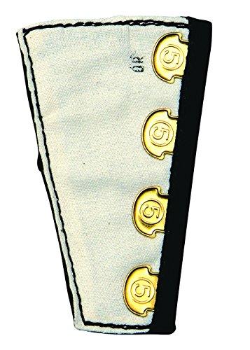 Verbreiterung Einsatz für Marugo Tabi Schuhe mit 4 Clips Erweiterung 1-3,5 cm Schwarz
