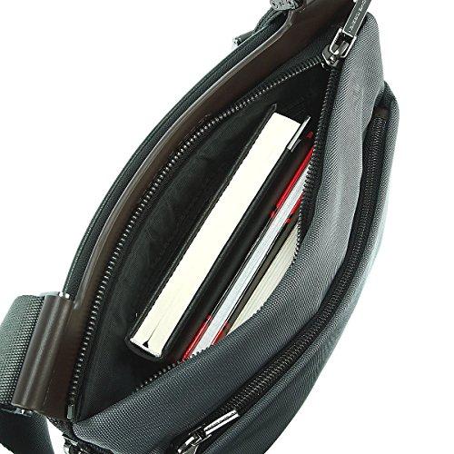 Porsche Design Shyrt-Nylon M Sac bandoulière 27 cm Black (Noir)