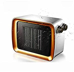 Mini Heater Creative Waterproof Family Bedroom Office Bathroom Bathroom Small Quiet Mini Heater