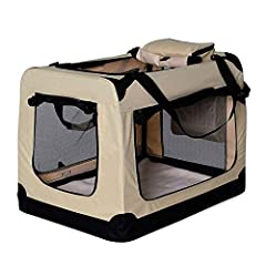lionto by dibea Hundetransportbox Hundetasche
