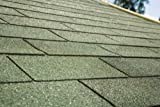 Bear County Dachschindeln - Farbe: Grün