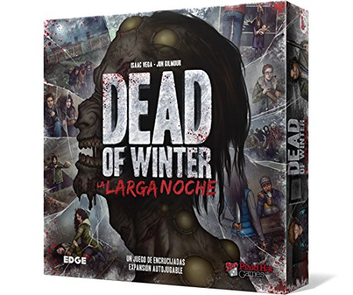 Dead of Winter - La larga noche, juego de mesa (Edge Entertainment EDGXR02)