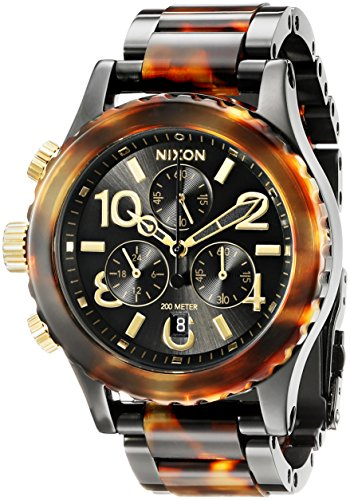 Nixon - Analog Women's 38-20 Chrono Watch, Color: O/S