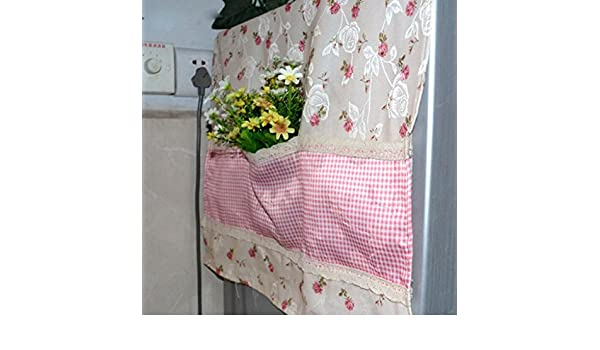 Amerikanischer Kühlschrank Pink : Einband staubdicht abdeckung für kühlschrank kühlschrank beutel
