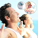 Protège-dents, Arrêtez Le Dispositif Anti-ronflement Solution Dispositif Snore Stopper Embout Buccal Stopper Apnée du Sommeil Garde Buccale Soins de Santé pour Hommes Femmes,3Pcs