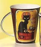 Becher - Teebecher Le Chat Noir