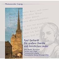 Gerhardt: Die großen Choräle und Geistlichen Lieder