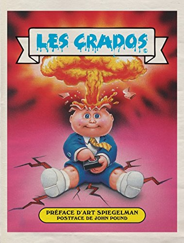 Les Crados, version collector avec cartes par John Pound