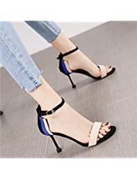 Amazon it Tacco Donna Da In Col Scarpe 708522031 dFqdrZw