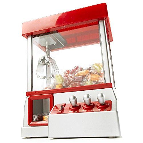 Brigamo®448 – Inklusive Süßigkeiten: Candy Grabber Komplettset inkl. Kinder® Schoko Bons, Süßigkeiten Automat - 3