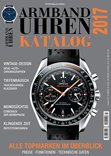 Armbanduhren Katalog 2017