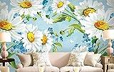 SuklSU Tapete 3D 300cmx210cm XL Hintergrund Dekorative Malerei Moderne Hand Gezeichnete Obstpflanze