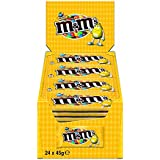 M&M's Erdnuss Single, 24er Pack (24 x 45 g)