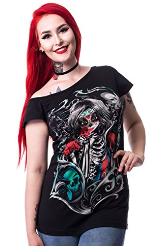 Cupcake Cult -  T-shirt - Donna Black L
