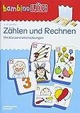 bambinoLÜK-Übungshefte / Vorschule: bambinoLÜK: 4/5/6 Jahre - Vorschule: Zählen und Rechnen