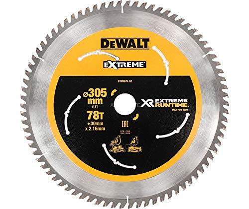 Blatt für Kreissäge Alternativentwurf XR Extreme Runtime 305mm x 30mm 78d 7. ()