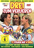 Drei zum Verlieben - Folgen 1-11 [2 DVDs]