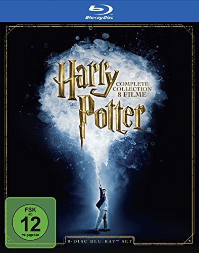 Potter Harry Blue (Harry Potter - The Complete Collection [Blu-ray])