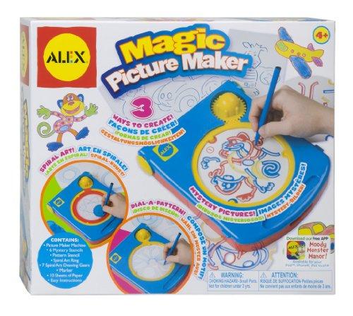 Alex Máquina de diseños mágica (Juratoys 53W)
