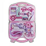 #8: higadget™ doctor play set for kids