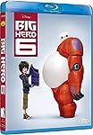 Big Hero 6 en Blu-ray