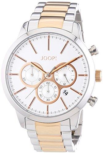Joop Damen-Armbanduhr Chronograph Quarz Edelstahl beschichtet JP101522001