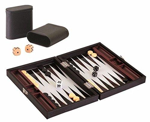 VEDES Großhandel GmbH - Ware 61096060Natural Games magnético de Backgammon 22,5x 3