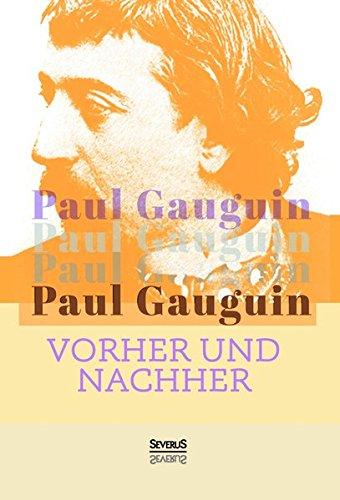 Buchseite und Rezensionen zu 'Vorher und nachher' von Paul Gauguin