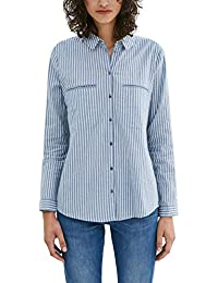 edc by ESPRIT Damen Bluse