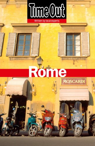 Time Out Rome 10th edition (Time Out Guides)