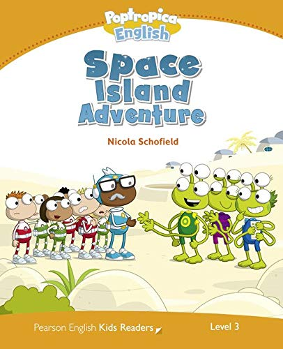 Penguin Kids 3 Space Island Adventure Reader